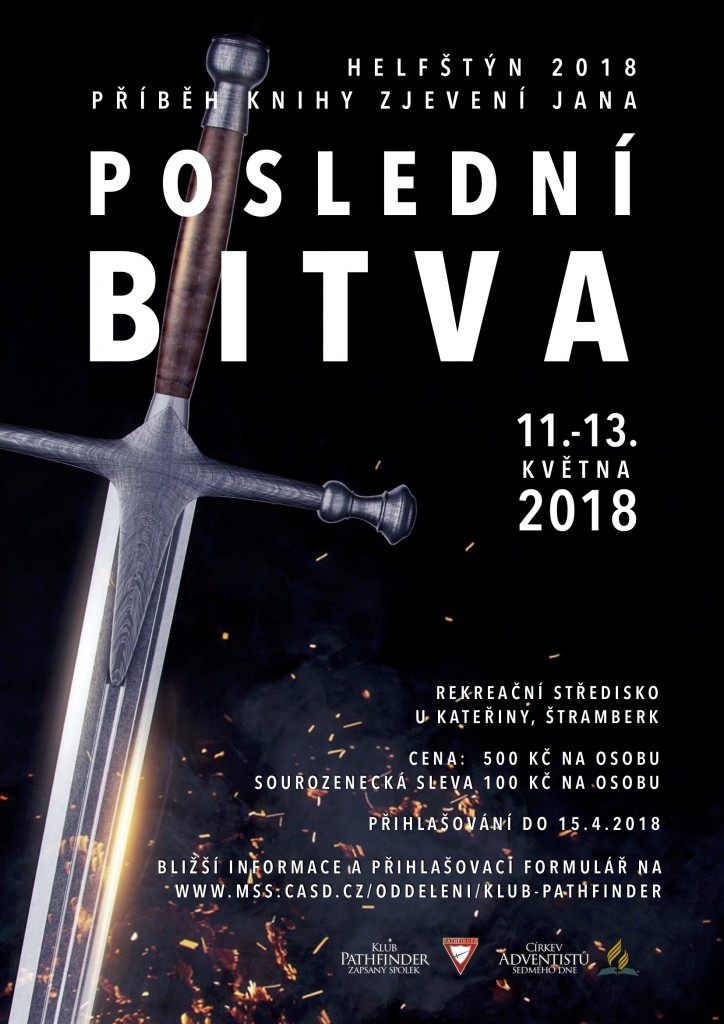 Pozvánka Helfštýn 2018